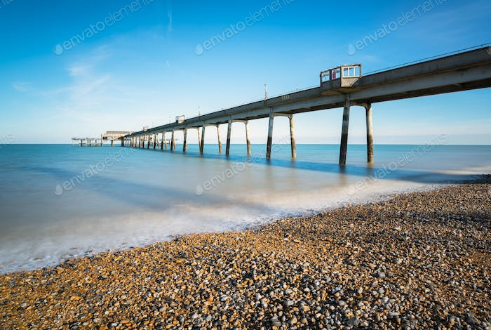 The Pier at Deal in Kent