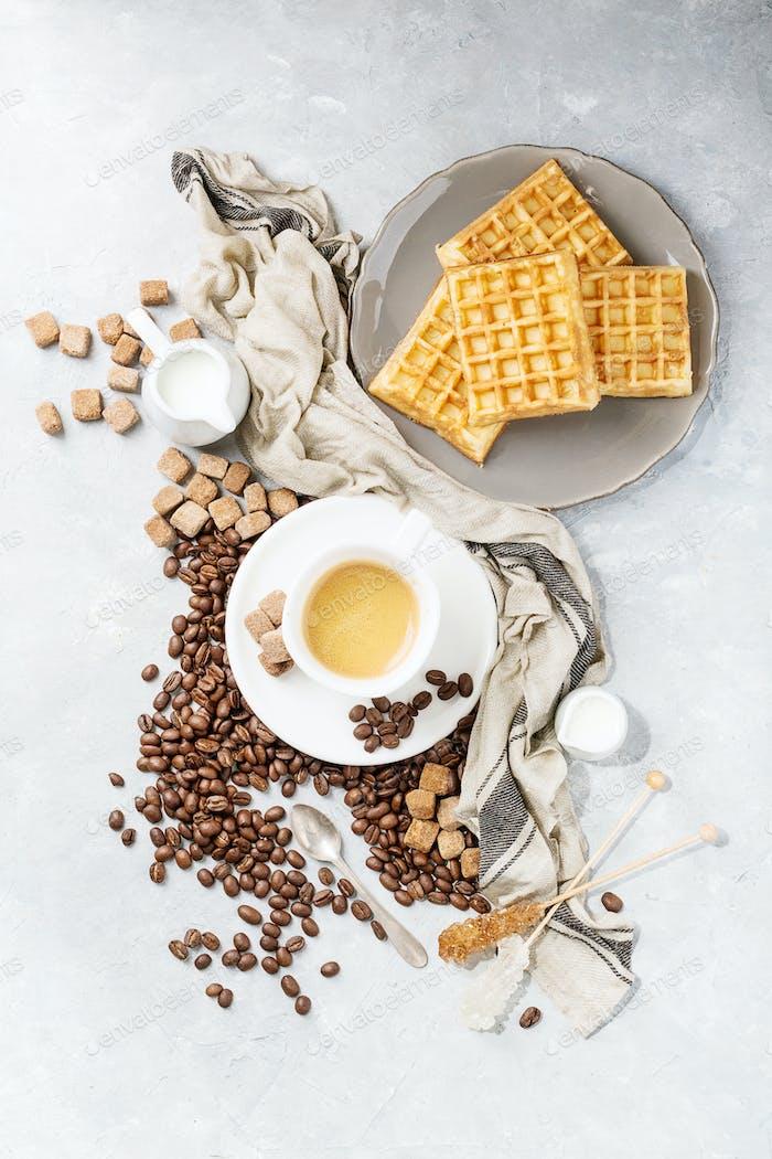 Tasse Espresso Kaffee