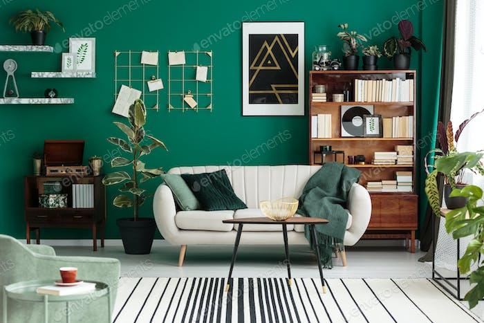 Modernes Design Botanic Wohnzimmer