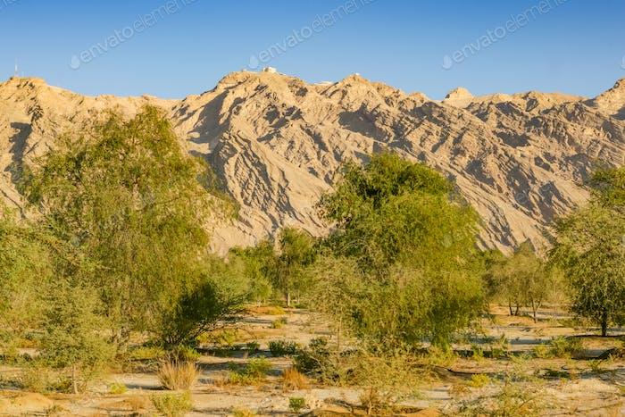 Jebel Hafit near Al Ain in the UAE