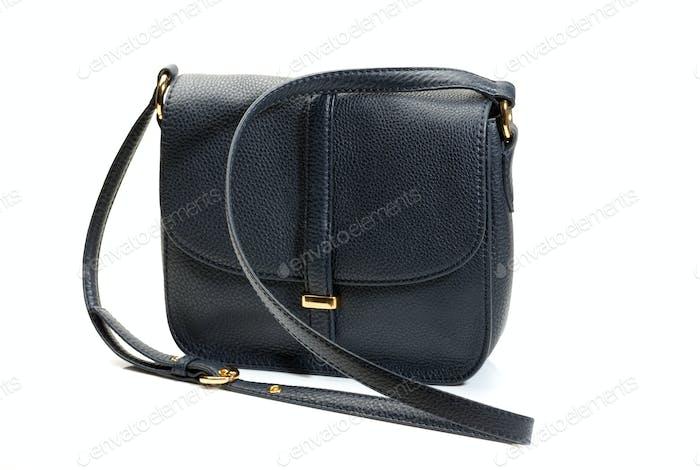 Luxury female handbag.