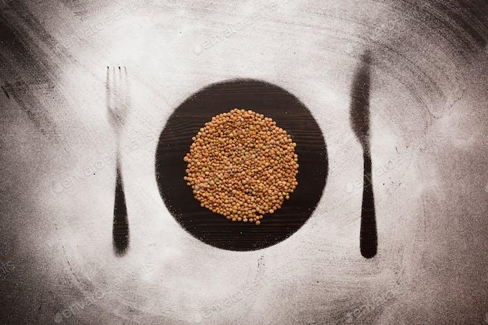 Useful food for vegetarians