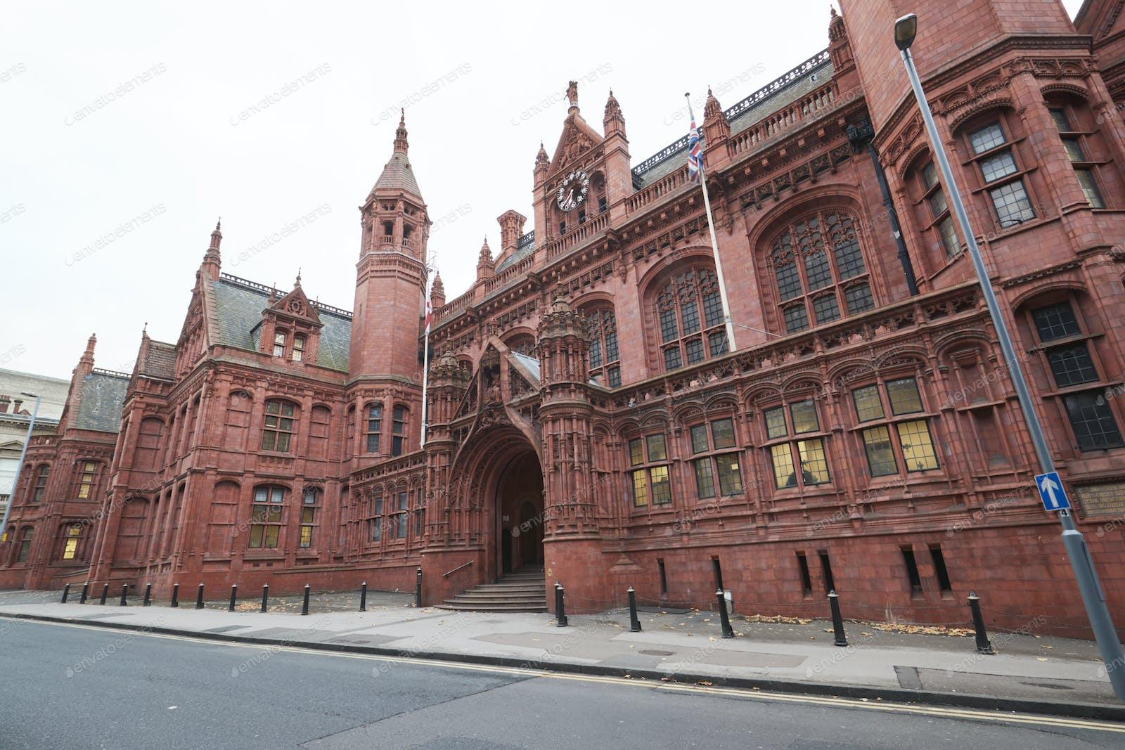 Birmingham Uk 6 November 2016 Exterior Of The Birmingham Magistrates Court Uk Photo By Monkeybusiness On Envato Elements