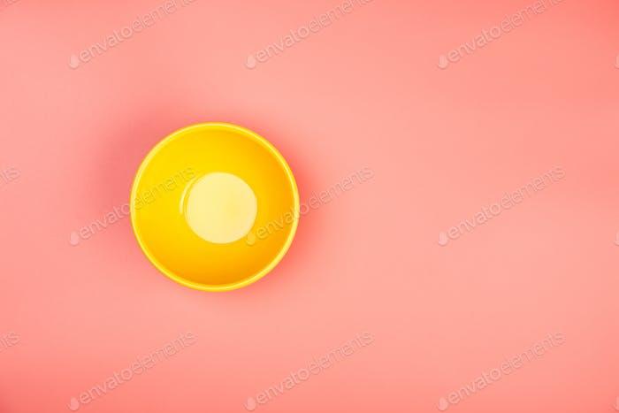 желтая чаша