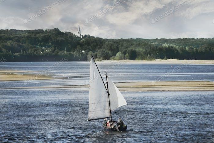Summer on the Loire