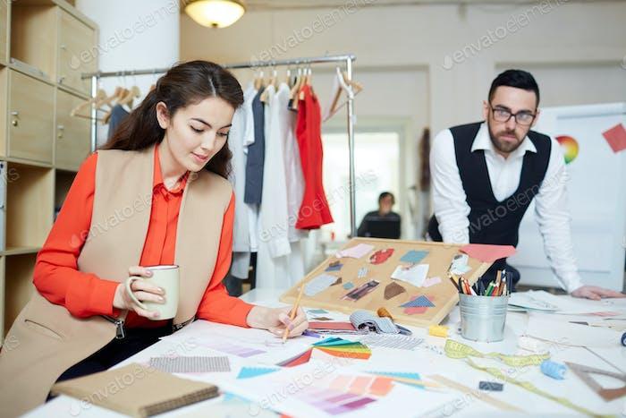 Entwerfen von Kleidung