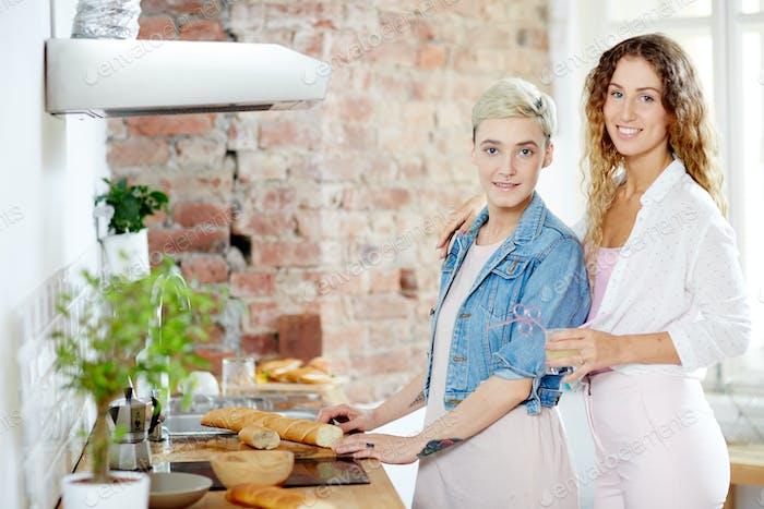 Chicas en la Cocina