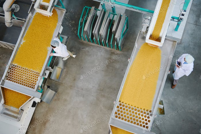 Macaroni Production