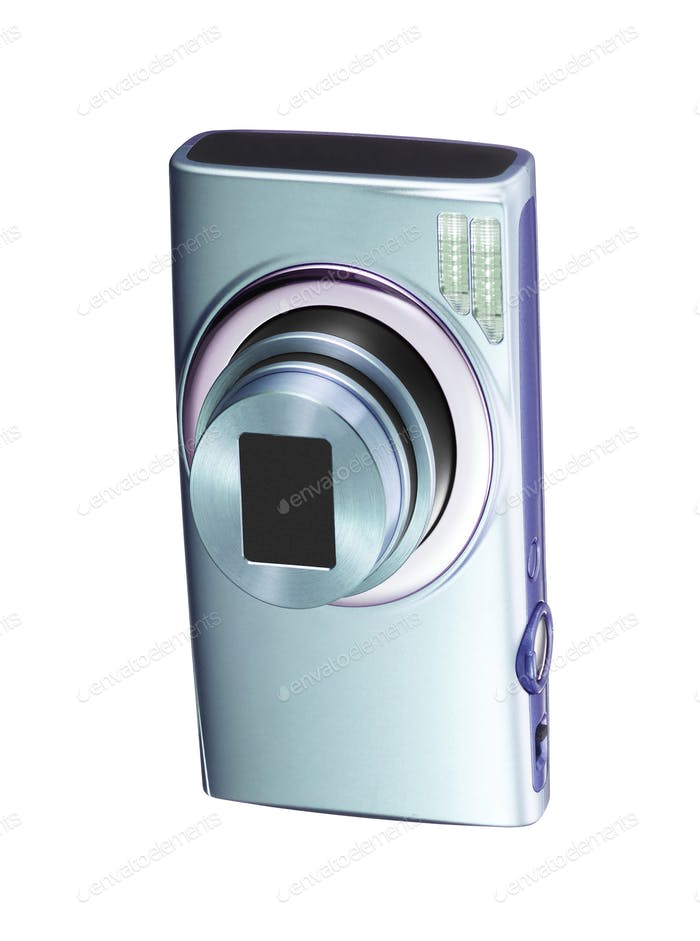 Photocamera isolated