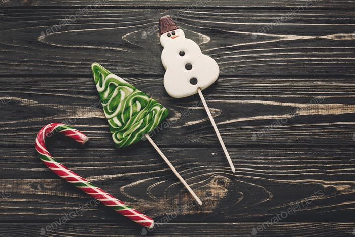 Weihnachtsbonbons