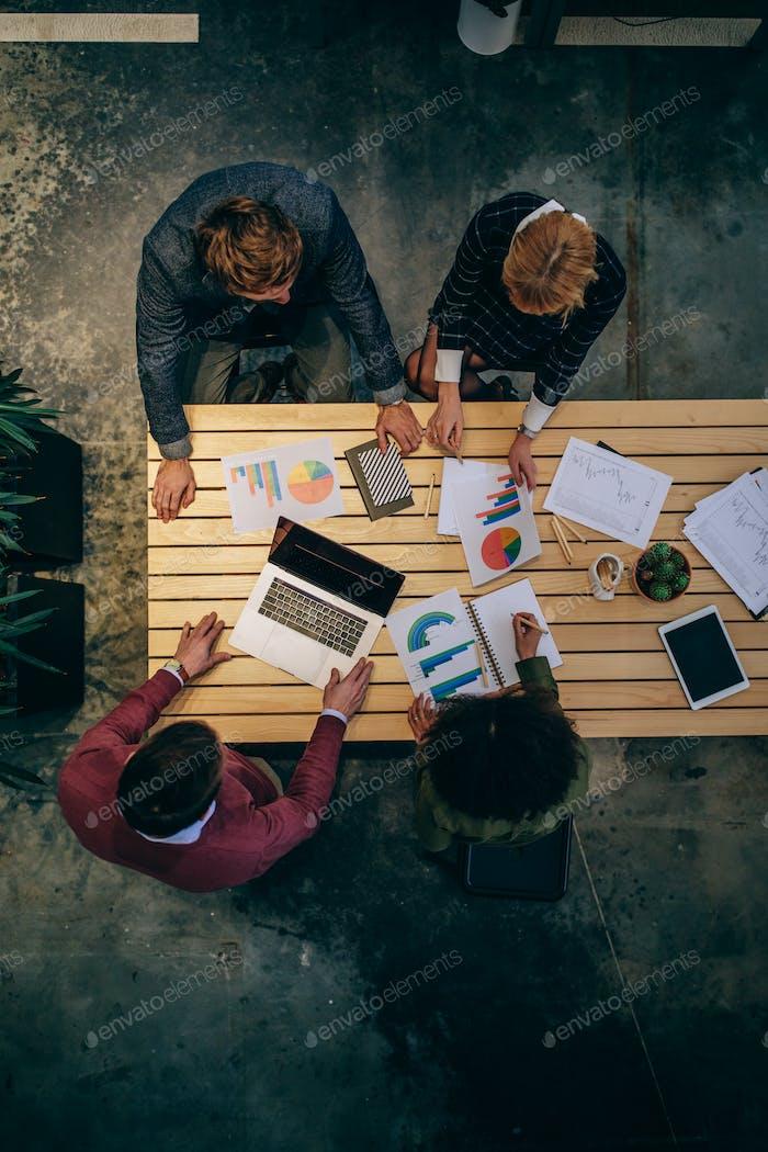 Teamwork makes their business grow