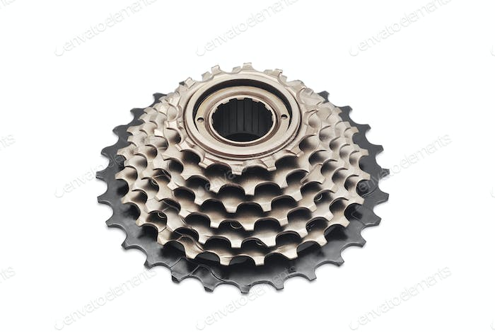 bicycle gear cogwheel