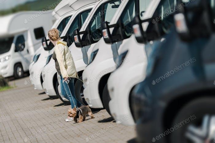 Buying New Camper Van