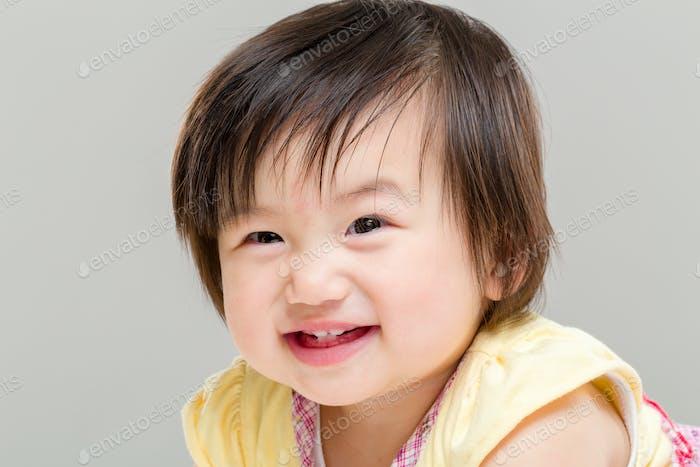 Süßes kleines Kind