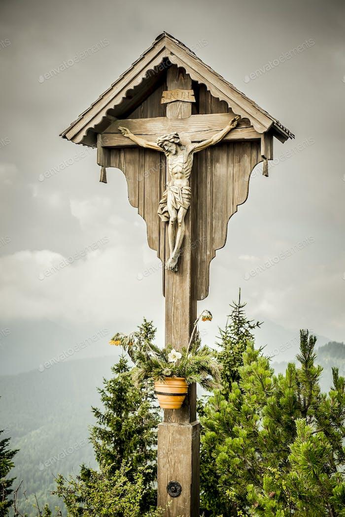 jesus cross herzogstand