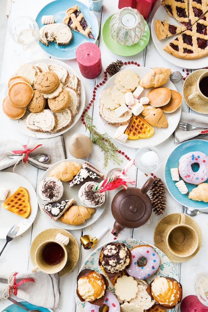 Festive pastry