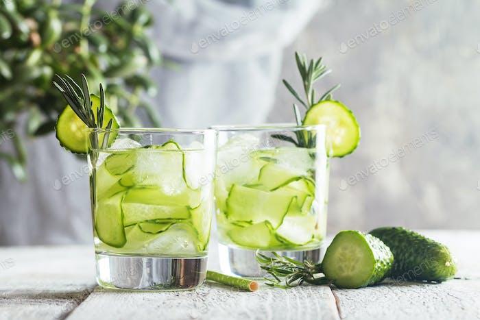 detox Gurkenwasser