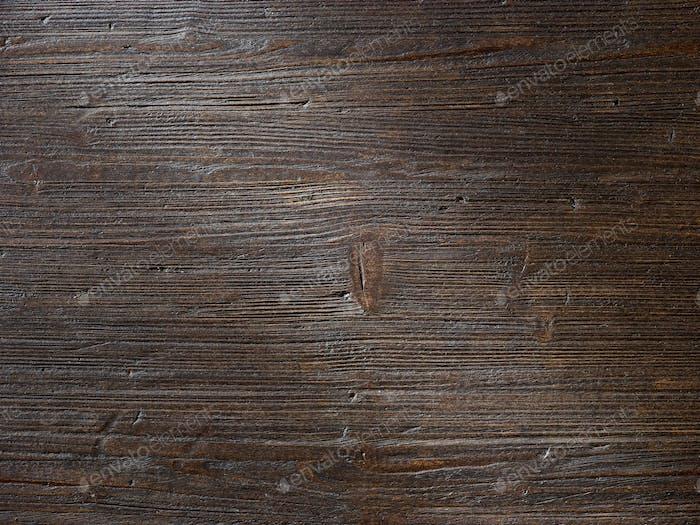 dunkelbraunes Holz