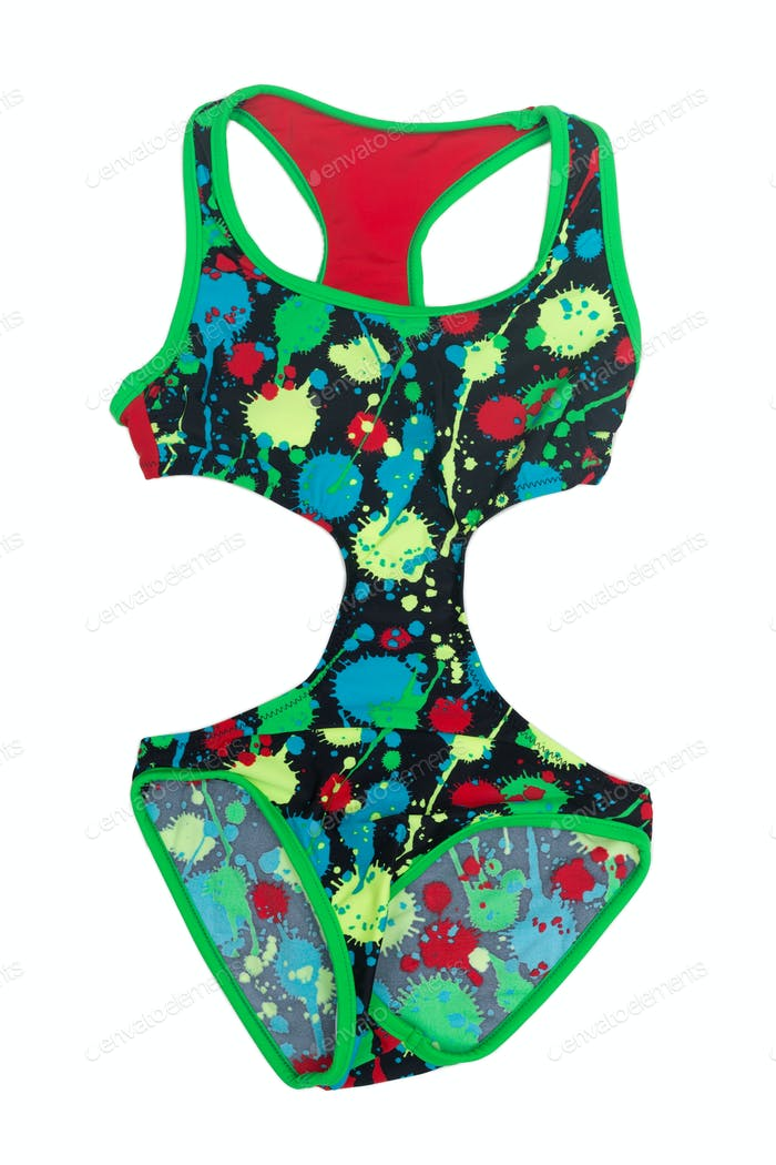 fused kids swimsuit