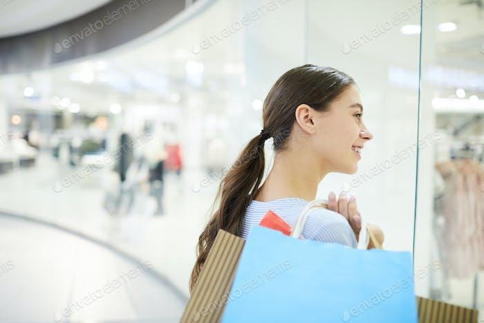 Looking through brands