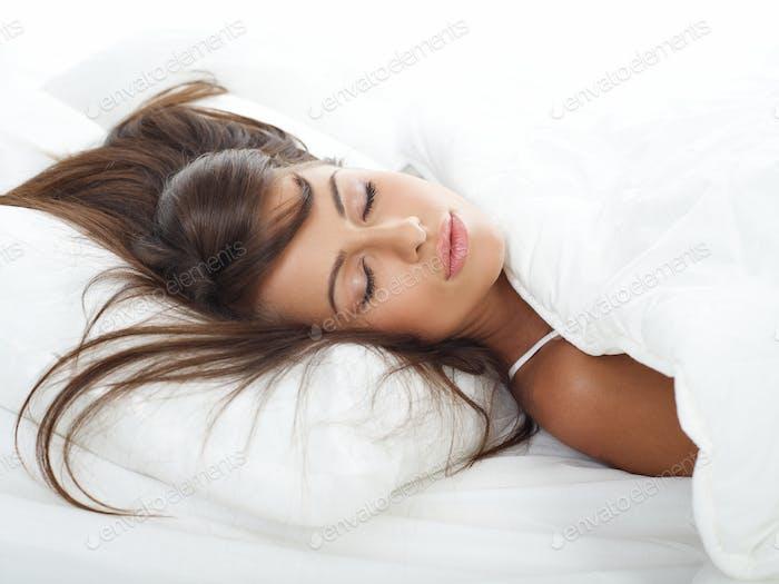 Красота в постели