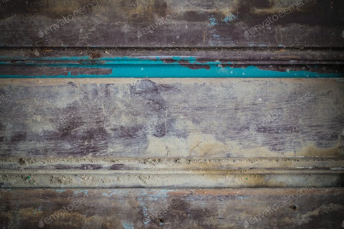 wooden planks with water stains