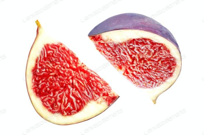 Frische fliegende Feigen Früchte