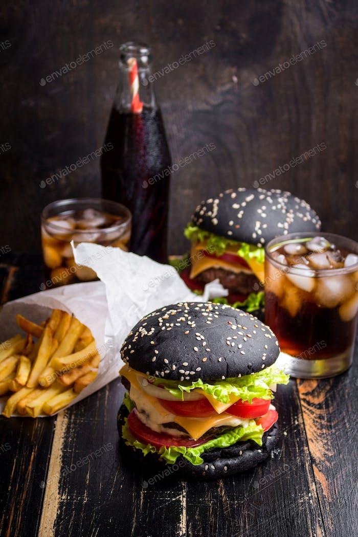 Burgers set