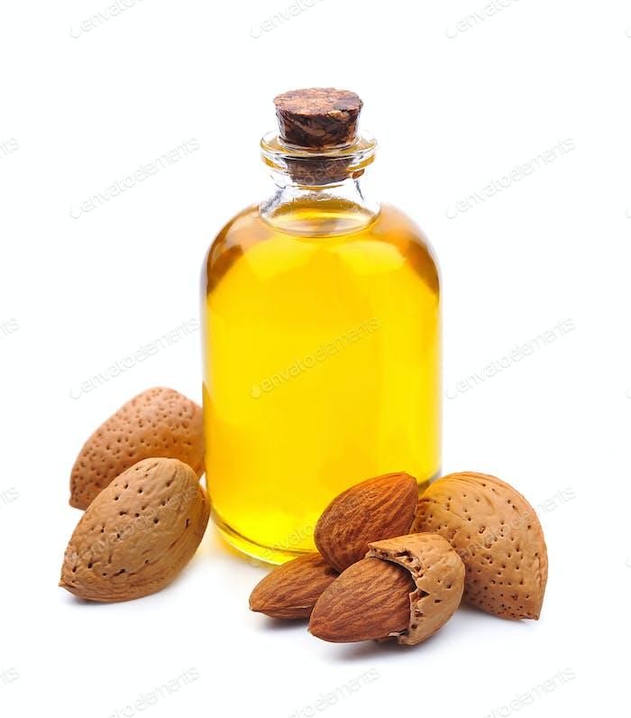 Mandeln Nüsse mit Nüssen