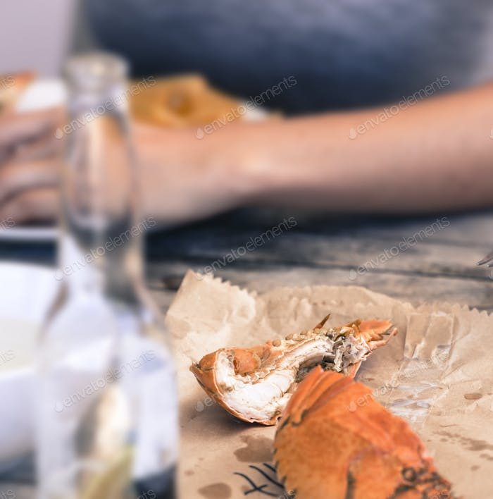 Seafood Takeaway Australia