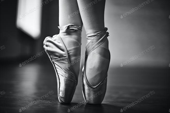 Elegant dance