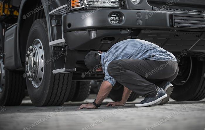 Problem with Broken Truck