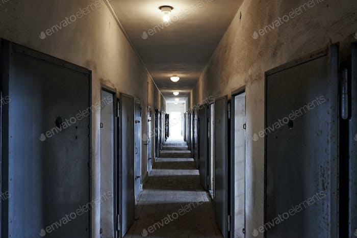 Gefängnis Sachsenhausen