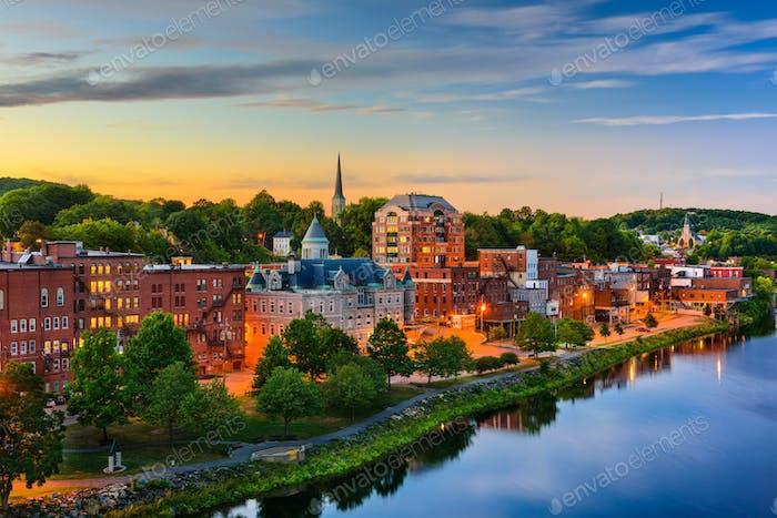 Augusta, Maine, USA