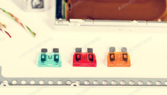 Elektronisch Widerstands-Hardware-Ersatzteil