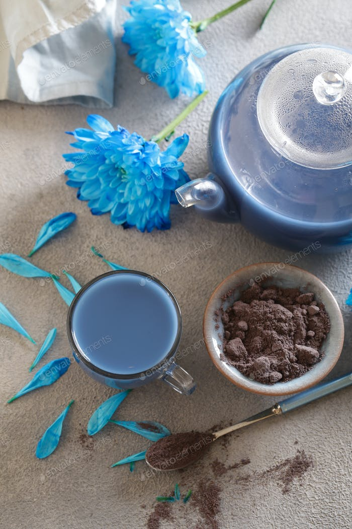 Blue Masala Teepulver