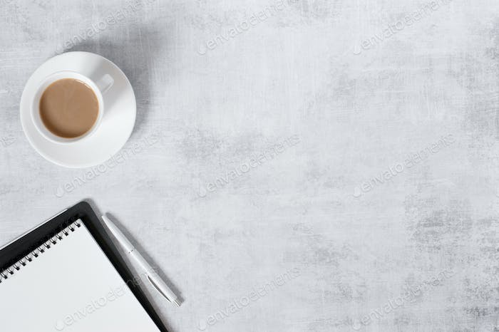 Grey Office Background