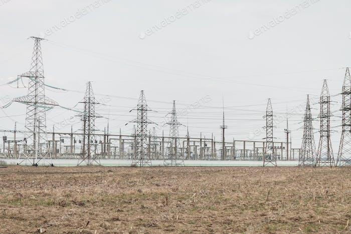 Photo Of Power Plant