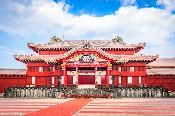 Castle in Okinawa