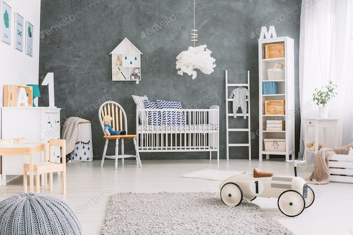 Beautiful childs room