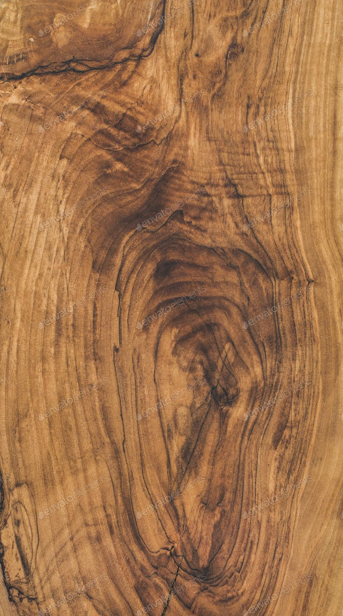Olive wood slab texture, background