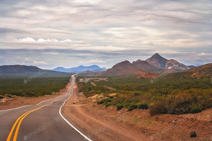Ruta Quarenta Straße durch Argentinien