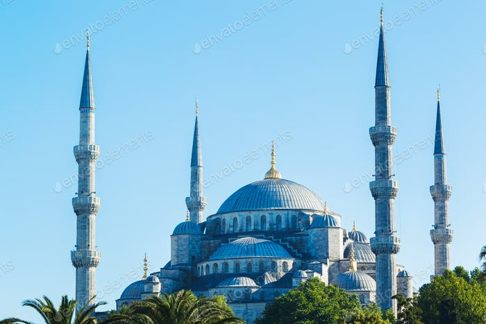 Beautiful Blue Mosque