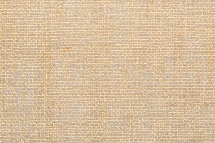Canvas, burlap texture background