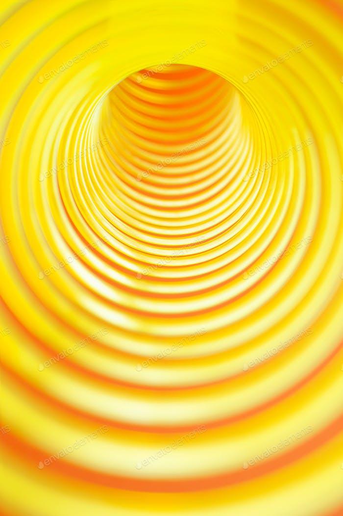 Spiral spring toy