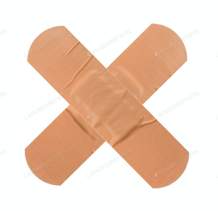 First-aid plaster