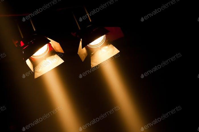 theatre spotlights