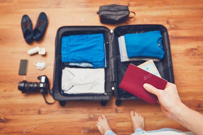 Vorbereitung auf die Reise