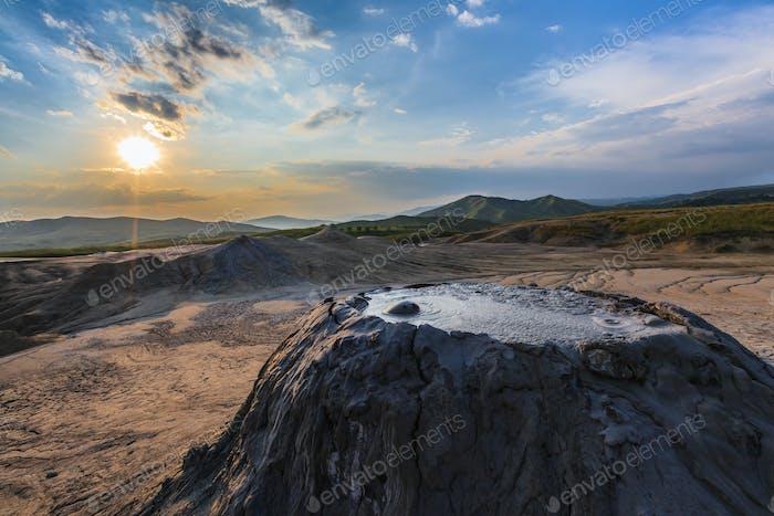 Volcanes de barro