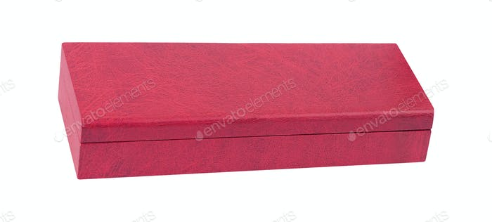 Jewlery Box isolated